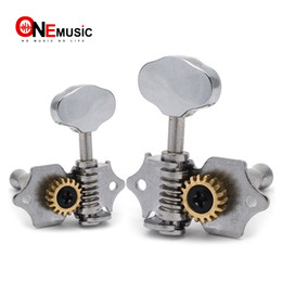 $enCountryForm.capitalKeyWord Australia - 18:1 Gear Ratio Vintage Open Gear String Tuners Tuning Pegs Key Machine Head for Ukulele Acoustic Classical Guitar