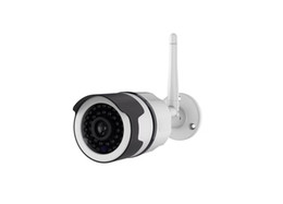 Bullet proof cctv online shopping - Outdoor water proof Mp GSD card Panoramic P2P Wireless IP IR camera HD WIFI Panoramic Camera smart CCTV Bullet camera