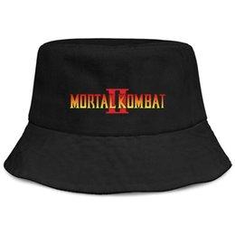 $enCountryForm.capitalKeyWord Australia - Womens Mens Flat-along Adjustable Mortal Kombat 11 Art Punk Hip-Hop Cotton Dad Hats Summer Hats Cadet Army Caps Airy Mesh Hats For Men Women