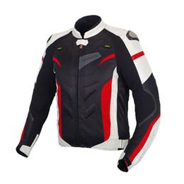 $enCountryForm.capitalKeyWord Australia - BENKIA Motorcycle Jacket Protective Gear Men Summer Autumn Moto Jacket Motocross Off-Road Removable Liner Body Armor #