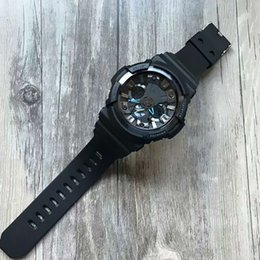 Water Sports Gifts NZ - 2019 Trending Outdoor Sports Classic Wristwatches water resistant Date Calendar LED Sports Watches Good Gift For Men & Boy