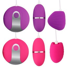 Female masturbation devices online shopping - Adult products remote control double egg female toys fun egg female masturbation device store new on the new