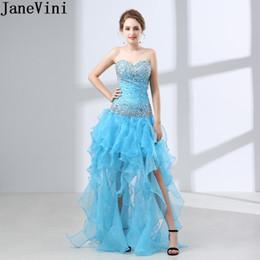 b1674714cd Shop Sequins Sweetheart High Low Prom Dress UK | Sequins Sweetheart ...