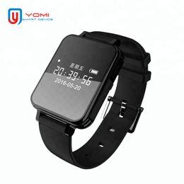 bracelet recorder 2019 - Digital Voice Recorder 8G Professional Voice Actived Recorder Noise Reduction Wearable Pedometer Watch Sport Bracelet ch