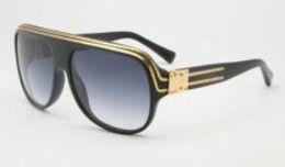 Ingrosso 2019 metallo caldo frameless copia occhiali da sole signore protezione UV Marine nuova sunglasse