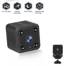 Discount hd hide camera - Home Mini Camera Wireless 1080P HD Security Monitor Cam Portable Micro Camera with Motion Detection Support Hidden TF ca