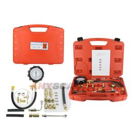 PumP meter online shopping - TLXC Fuel Pressure Tester psi bar TU Fuel Injection Pump Pressure Tester Gauge Meter Kit