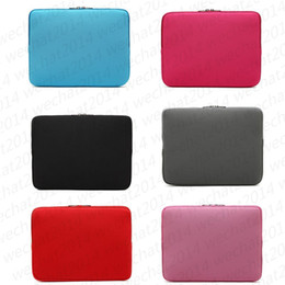 "$enCountryForm.capitalKeyWord Australia - 50PCS Polyester Flexible Waterproof Bag Case Cover for Apple Macbook Air Pro 10'' 11'' 12'' 13"" 14'' 15"""