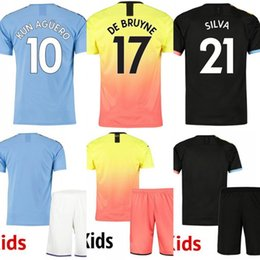 $enCountryForm.capitalKeyWord NZ - Best quality 19 20 soccer jersey city 2019 2020 MAHREZ G. JESUS DE BRUYNE KUN AGUERO football shirt MENDY MAN uniforms for men and kids kit