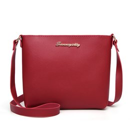$enCountryForm.capitalKeyWord Australia - 2019 New Fashion for Women Solid Zipper Shoulder Bag Crossbody Bag Messenger Phone Coin Bag Small Korean Style bags