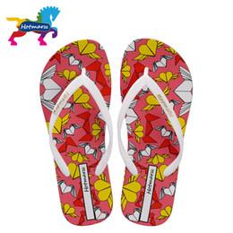 $enCountryForm.capitalKeyWord Australia - Hotmarzz Women Slippers Summer Flip Flops Fashion Slides Cartoon Heart Love Beach Sandals Slippers Ladies House Shoes Woman T190708