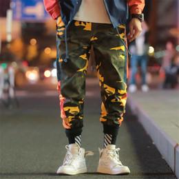 $enCountryForm.capitalKeyWord NZ - COFFEY brand men's casual pants 2018 high quality baggy hip-hop cargo pants men street dance skateboard sport trousers men