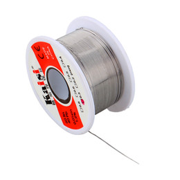 Freeshipping 4Pcs Lot 50g Soldering Tin Lead Tin Wire Melt Rosin Core Solder Soldering Wire 0.3mm 0.4mm 0.5mm 0.6mm