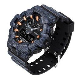 Men S Black Digital Watch Australia - 2019 High Quartz G Style Shock Wristwatches Top Brand Military Digital Watch Men Waterproof S Shock Wristwatches relogio masculino