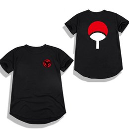 $enCountryForm.capitalKeyWord UK - Extended Round Hem T-shirt Fashion Hip Hop Naruto Streetwear Dragon Ball T Camisetas Hombre Men Women Tees Shirt Q190518