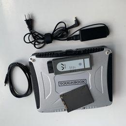 $enCountryForm.capitalKeyWord Australia - CF-19 laptop for VAS6154 4.4.1 ODIS V4.4.10 OKI Full Chip VAS 6154 WIFI & Bluetooth For Audi Skoda diagnostic Tool