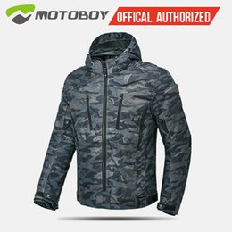 $enCountryForm.capitalKeyWord Australia - MOTOBOY winter motorcycle Jersey fashion personality camouflage jacket waterproof warm shatter-resistant motorcycle clothing men
