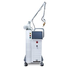 vaginal tightening laser UK - Stationary fractional co2 laser for surgical scars skin rejuvenation 10600nm Fractional Vaginal Care CO2 Laser Beauty beauty machine