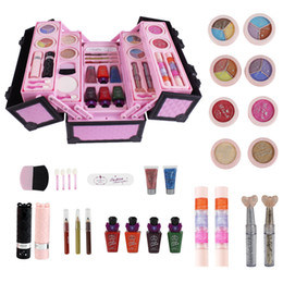 88ff3cd80b1b Makeup Sets For Girls Australia - Make Up Toy Children Pretend Play Toys  Little Princess Set