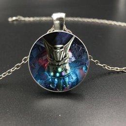 $enCountryForm.capitalKeyWord Australia - new fashion punk art glass dome Pendant Necklace, Professional Customized Pendant Necklace Art Glass Dome Jewelry