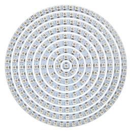 Smd boardS online shopping - WS2812 RGB v Magic pixel rigid round Circular black white board car light Panel led strip light