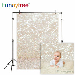 new years photography backdrop Australia - Funnytree christmas backdrops photography studio New year shinny bokeh baby shower sand photo background photocall