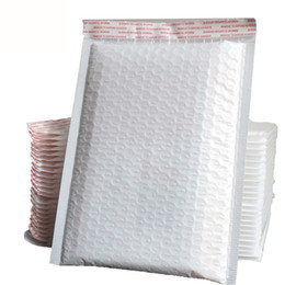 Chinese  Storage Bags Iron Thick Padded Shockproof Post Shipping Mailing Self-sealing Pack Envelopes Grey White Color PE Poly Courier Envelope Mailer manufacturers