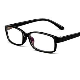 788a9b523c Ultralight Personality Square Frames Glasses Women Men Fashion PC Clear  Eyewear Optical Myopia Glasses Frame lentes opticos 334