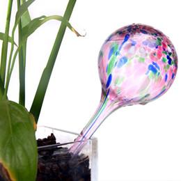 $enCountryForm.capitalKeyWord Australia - Multicolor Glass Plant Watering Globe Creative 200ml Automatic Drip Water Bulb Fashion Decorative Glass Aqua Ball for Garden