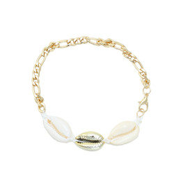 easter gifts for teens NZ - Cowrie Shell Bracelets Handmade Boho White Seashell Bracelet Gifts for Women Teen Girls
