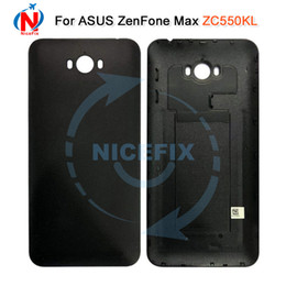 Asus zenfone cAsing online shopping - For ASUS ZenFone Max ZC550KL inch Back Cover Case Rear Battery Cover Housing for asus ZenFone Max ZC550KL Replacement Case