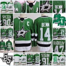 Green dallas online shopping - Mens Dallas Stars Jamie Benn Jersey Ben  Bishop Tyler Segui Jason 0e0ea1774