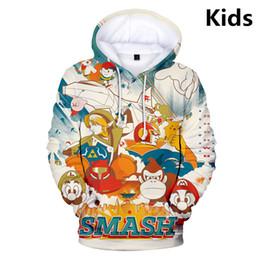 $enCountryForm.capitalKeyWord NZ - 2 To 13 Years Kids Hoodies Super Mario Bros. Clothing Children Boys Girl Hoodie Sweatshirt Outerwear Child Cartoon Jacket Coat