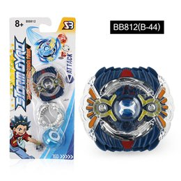 Beyblade Metal Masters NZ - New 8 Style Toupie Beyblade Burst Metal Fusion Bayblade Spinning Top BB812 4D Master Toys For Children Boy Finger Spiner