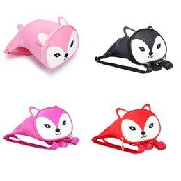 $enCountryForm.capitalKeyWord Australia - Cartoon Fox Funny Cute Backpack Kindergarten Schoolbag for Toddler Baby Boys Girls