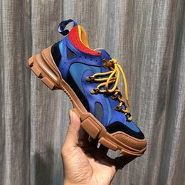 $enCountryForm.capitalKeyWord Australia - 208801 New Outdoor Hiking Multi-color Rubber Slip Outsole Buckles Lace-ups Loafers Drivers Sneakers Shoes