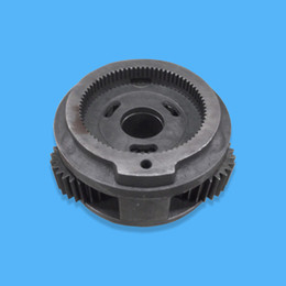 excavator gear UK - Planet Pinion Carrier Assy 1025875 with Sun Gear for Travel Motor Gearbox Fit Hit Excavator ZX200 ZX200-3 ZX200-3G ZX200-5G EX200-6.EX210-2