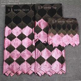 $enCountryForm.capitalKeyWord Australia - 3 in 1 Swiss lace fabric 2018 heavy beaded embroidery African lace fabrics 100% cotton fabric Swiss voile lace in Switzerland-12