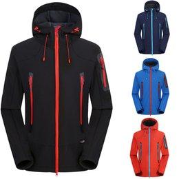 $enCountryForm.capitalKeyWord Australia - Men's Coat Male's Zipper Assault Autumn Sport Jackets Outdoor Pocket Hoodie Waterproof Men Tops Breathable Sportwear
