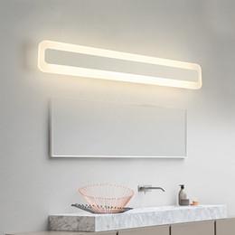 $enCountryForm.capitalKeyWord Australia - Modern LED Wall Lamps Interior wall luxury decoration LED Sconces lighting Dressing table Mirror soft light