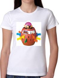 $enCountryForm.capitalKeyWord Australia - T SHIRT JODE GIRL GGG22 Z1990 PIRATE TOY CARTOON CHILDREN KNIVES FUN FASHION COO Men Women Unisex Fashion tshirt Free Shipping Funny Cool