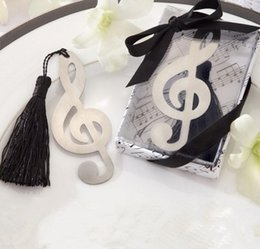 $enCountryForm.capitalKeyWord Australia - Sliver Music Note Bookmark Vintage Chinese Ducument Books Markers Label Stationery School Gifts for Students SN1725
