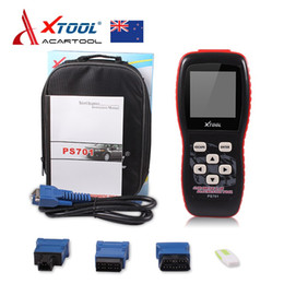 Code Camera Australia - Xtool PS701 OBD2 Auto Diagnostic Scanner Code Reader Professional Full Function Handhold Car Diagnostic Tool for Japanese Cars