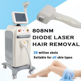 Laser Leg hair removaL online shopping - laser hair removal nm diode laser machine professional Body Armpit Underarm Bikini Leg hair removal device