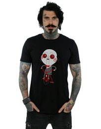 Puppets Red UK - Pepe Rodriguez Men's Billy The Puppet T-Shirt