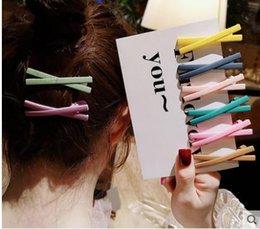 $enCountryForm.capitalKeyWord Australia - Girl color small hair clip edge clip hair clip back of the head