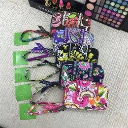 $enCountryForm.capitalKeyWord Australia - Women Girls VB Zip ID Case Hand bag Coin Purse Floral Wallets Credit Cards Slot Retro Pastoral Mini Handbags Tote Bag Pouch C72707