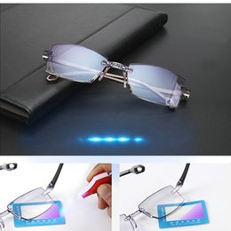 great readers NZ - Ultralight Anti Blue-Ray Reading Glasses Anti Blue Light Presbyopic Glasses Hyperopia Eyewear Readers