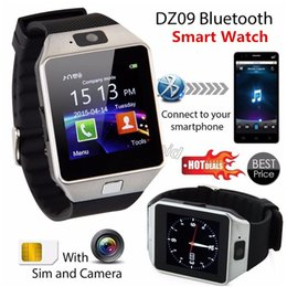 $enCountryForm.capitalKeyWord Australia - DZ09 smartwatch android GT08 U8 A1 samsung smart watchs SIM Intelligent mobile phone watch support record the sleep state Smart watch 10pcs