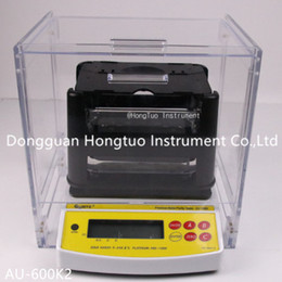 $enCountryForm.capitalKeyWord NZ - AU-600K NEW Design 2 Years Warranty Electronic Digital Gold Purity Testing Machine , Gold Testing Machine Price